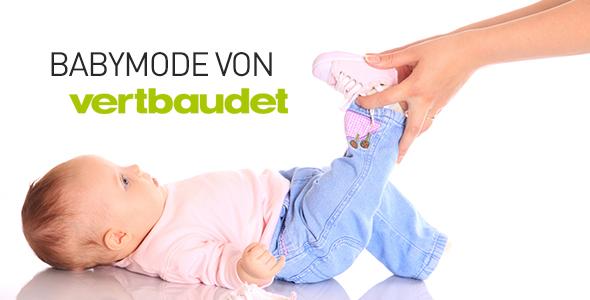 Babymode bei Vertbaudet