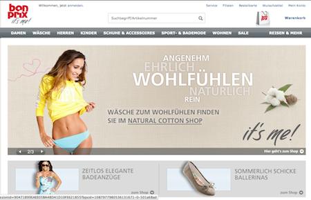 Mode für die ganze Familie online bestellen