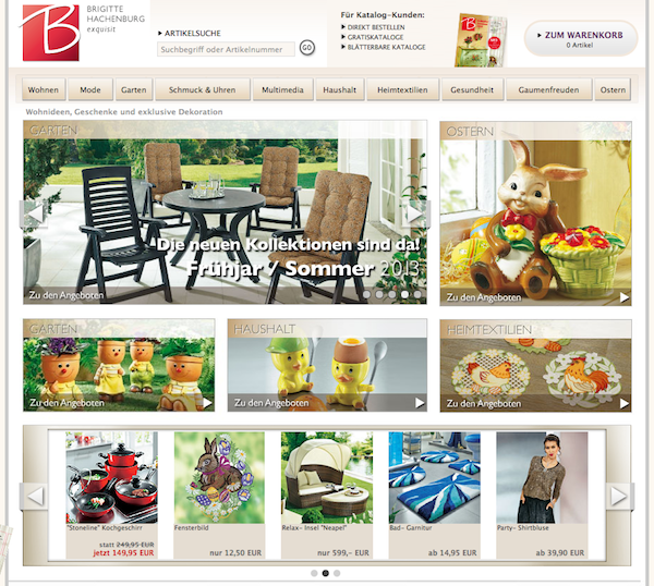 Brigitte Hachenburg - Mode und Accessoires Online Shop