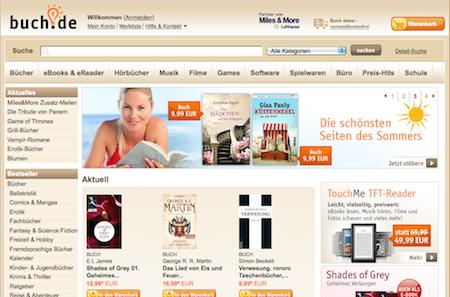 günstige Bücher online kaufen