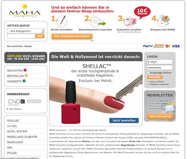 Maha Cosmetics - Kosmetik Online Shop