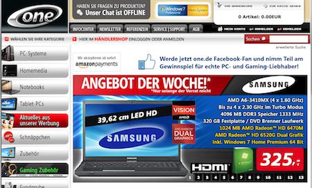 günstige Computer und Gaming Zubehör bei One.de kaufen