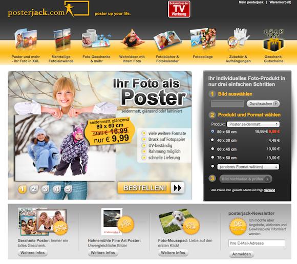 Posterjack - Foto und Poster Online Shop