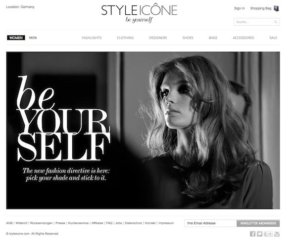 Designermode online bestellen