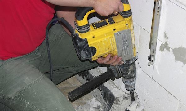 Bohrhammer bei Handwerker-Versand
