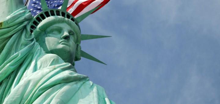 Die Freiheitsstatue - Ein Symbol für den amerikanischen Traum!