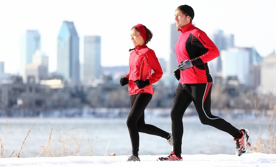 Was Sie im Herbst und Winter beim Joggen beachten sollten