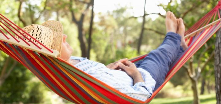 Urlaub ist Urlaub - Genießen Sie die ruhige Zeit und kehren Sie Erholt zur Arbeit zurück